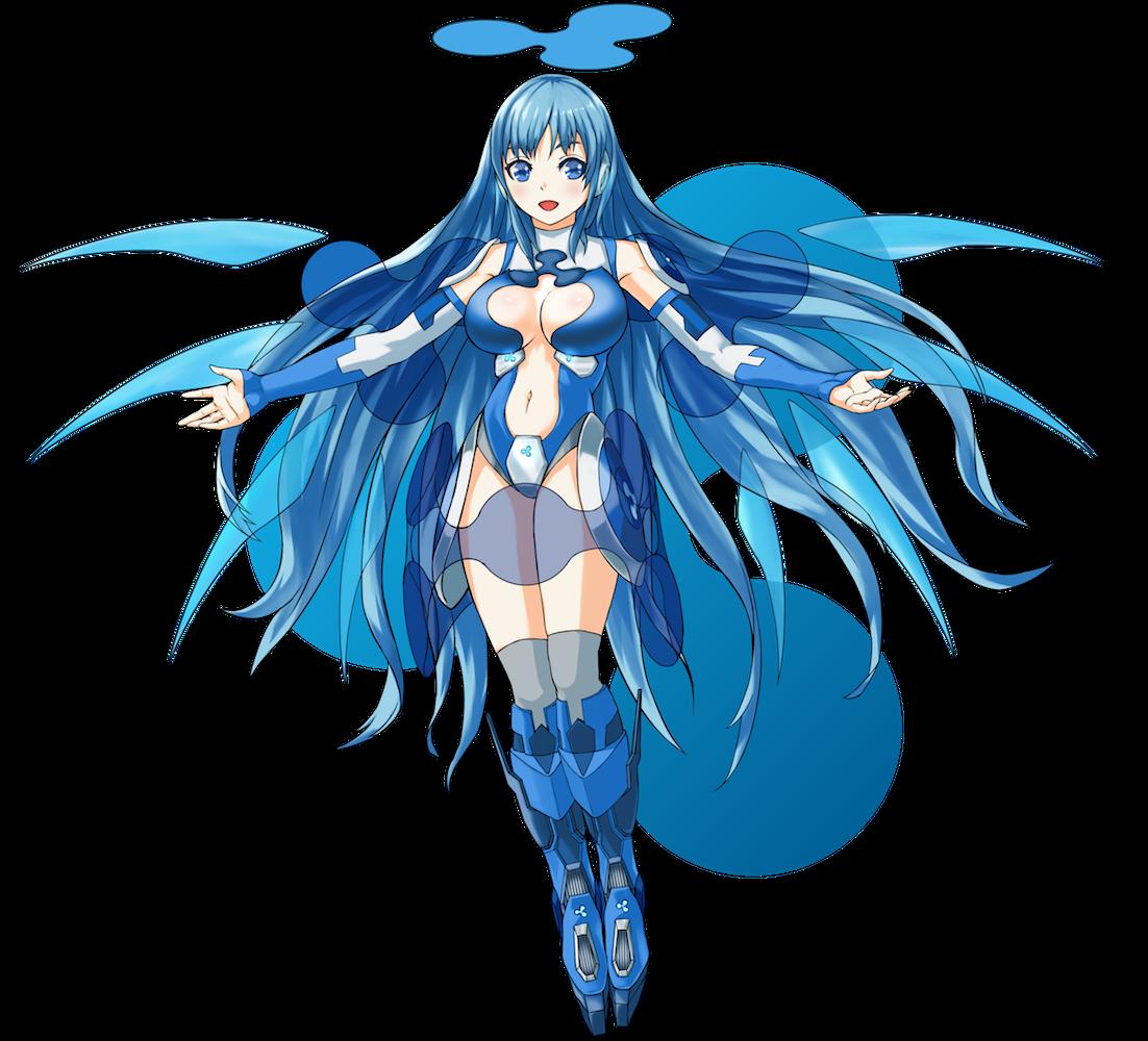 仮想通貨(暗号通貨)リップル(ripple)の擬人化キャラクター