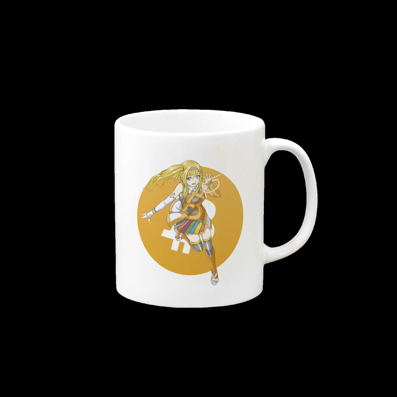 ビットコインマグカップ